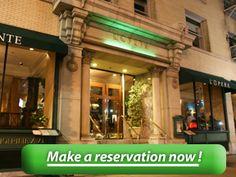 L'Opera Ristorante  101 Pine Ave  Long Beach, CA    Great food and fantastic service!
