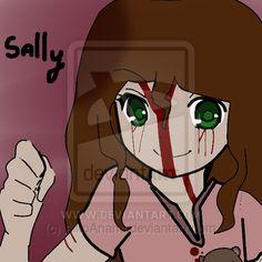Sally Creepypasta