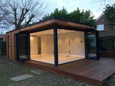 Debbie and Paul's build: Garden by Hudson Garden Rooms