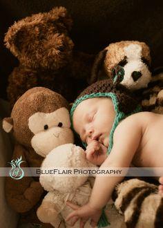 Newborn boy