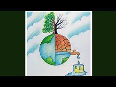 natur drawings Save Water Save Nature Drawing from Drawing Competition Save Water Drawing Images, Nature Drawing For Kids, Save Water Poster Drawing, Save Earth Drawing, Art Drawings For Kids, Save Water Images, Save Earth Posters, Poster On Save Water, Earth Drawings