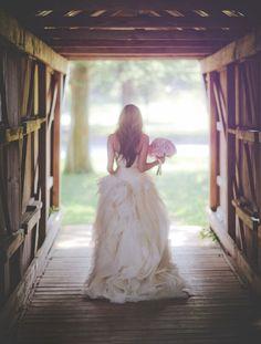 bridal photo; perfect hair