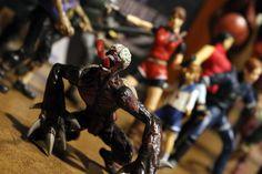 Resident Evil 2 Licker Action Figure