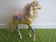 Fashion Star Fillies Six Teens Ariel 80s horse toy. $10.59, via Etsy.