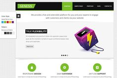 Genesis - Business Themes. Bootstrap Themes. $12.00