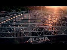 Alpha Warrior has got to be the most AWESOME obstacle course ever!