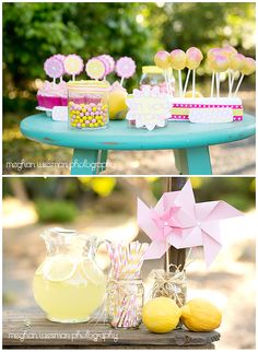 When life gives you lemons, make an awesome lemonade stand! :: Inspire Me Baby