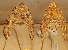 gold vanki designs from tbz
