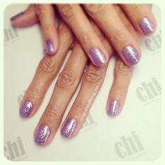 Lavender nail art :) http://instagram.com/omg_jess