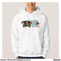 Moana | We Are All Voyagers. Producto disponible en tienda Zazzle. Vestuario, moda. Product available in Zazzle store. Fashion wardrobe. Regalos, Gifts. #camiseta #tshirt