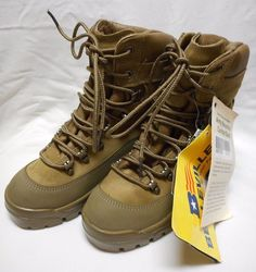 BELLEVILLE MCB 950 MOUNTAIN COMBAT HIKER BOOTS, WATERPROOF, GORE-TEX, SIZE 4.5 R #Belleville #MOUNTAINCOMBATHIKER