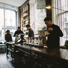 Revolver Coffee, Gastown