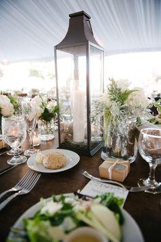 Simply Chic California Wedding - MODwedding