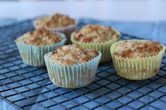 Hearty Banana muffins are a great way to start your day! They're light, tasty and perfect for on-the-go summers adventures!