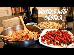 Authentic Italian Home Cooking with Cristina - YouTube