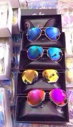 must have!Ray Ban Glasses!