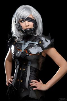 Gaming Week #4 (Final Day):Lady Raiden from Metal Gear Rising: RevengeanceCosplayer: Amie Lynn [TW / FB]Photographer: Adam Patrick Murray [W...
