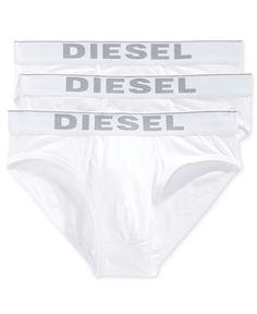 Diesel Men's 3 Pack Briefs