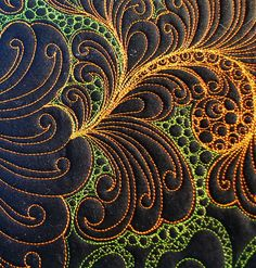 Contrast Stitching On Quilt - Yahoo Image Search Results