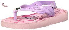 Havaianas Baby Snoopy Pink Rubber 22 EU - Chaussures havaianas (*Partner-Link)