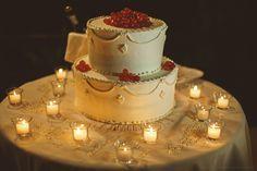 Классический свадебный торт / Classic Wedding Cake