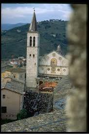 festival dei due mondi - Spoleto