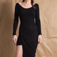 Sassy Black - S www.magarderobestore.com