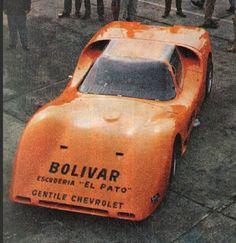 GENTILI-CHEVROLET (1970-1971)