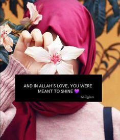 Alhamdulillah ❤ Allah Quotes, Muslim Quotes, Quran Quotes, Faith Quotes, Qoutes, Love In Islam, Allah Love, Islam Hadith, Alhamdulillah
