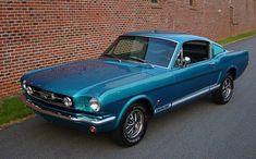 1966 Mustang GT Fastback