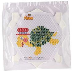 Schildkröte - Hama Perlen  // Turtle - Perler Beads