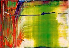 Abstraktes Bild [858-1] » Kunst » Gerhard Richter