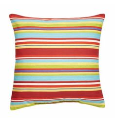 CANVAS Prescott Stripe Patio Toss Cushion, $14.99 at Canadian Tire