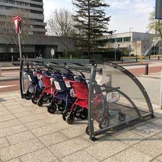 78966 rolstoeloverkapping ziekenhuis overkapping stalling FalcoRoller