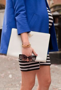 Time for Fashion » Looks de street style para embarazadas II – Pregnancy street style looks