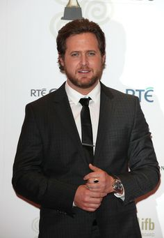 A.j. Buckley - 2012 Irish Film And Television Awards - Winners
