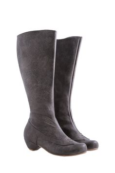 Hey, I found this really awesome Etsy listing at https://www.etsy.com/listing/176296414/on-sale-30-gray-leather-boots-gray-women
