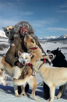 L'Odyssée Sauvage : jeu-concours en lien avec l'expédition de Nicolas Vanier et de Canopé (ex Scéréen CNDP) Nicolas Vanier, Lapland Finland, Sled, Husky, Adventure, Pets, Beautiful People, Dog, Nature