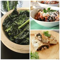 Get Your Green On: 10 Ways To Use Kale