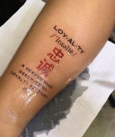 Girl Neck Tattoos, Red Ink Tattoos, Spine Tattoos, Girly Tattoos, Badass Tattoos, Pretty Tattoos, Body Art Tattoos, Small Tattoos, Tatoos