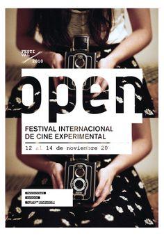 Festival de Cine Exprimental // Piezas Institucionale