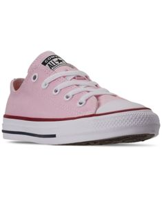 Take your active kiddo's everyday casual look to new heights in the Converse Little Girls Chuck Taylor All Star Twisted Ox Low Top Casual Sneakers. Featuring bold coloring on the upper, these sneakers are a must-have! Boys Converse, Converse Style, Converse Shoes, Running Sneakers, Casual Sneakers, High Top Sneakers, Comfortable Heels, Sporty Style, Kid Shoes