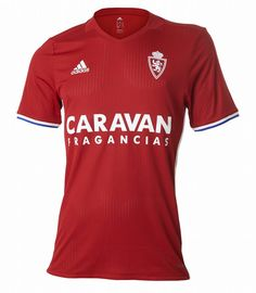 3ª equipacion Real Zaragoza 2016-17