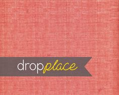 3x4 Durable Matte Vinyl Backdrop Color Washed Red by DropPlace, $25.00