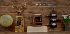 Meriwether of Montana Beer and Wine Items