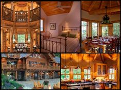 Cool cabin ideas