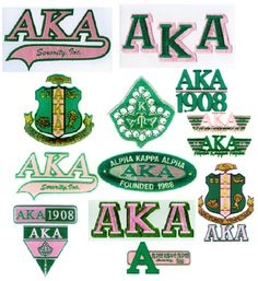 Aka Sorority, Alpha Kappa Alpha Sorority, Sorority Life, Sorority And Fraternity, Alpha Kappa Alpha Paraphernalia, Aka Paraphernalia, Divine Nine, Pink Apple, Sorority Outfits