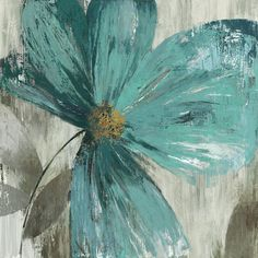 """You'll love the """"Gisel II"""" by Asia Jensen Painting Print on Wrapped Canvas at Wayfair - Great Deals on all Décor  products with Free Shipping on most stuff, even the big stuff."""