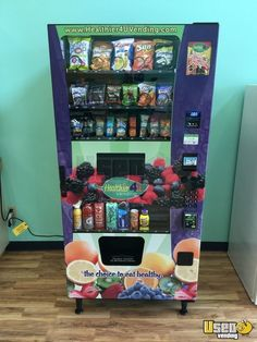 New Listing: https://www.usedvending.com/i/2015-Healthier-4-U-Healthy-Vending-Machines-for-Sale-in-California-/CA-I-636T 2015 Healthier 4 U Healthy Vending Machines for Sale in California!