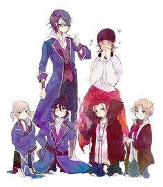 K Project, Fanart - Zerochan Anime Image Board